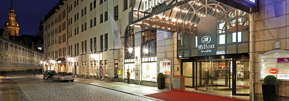 Hilton dresden eco schulte systemtechnik f r die t r for Dresden hotel altstadt