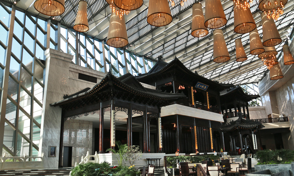 Zhuhai Sheraton Hotel Eco Schulte Systemtechnik Fur Die Tur